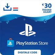 PlayStation Store Card€30