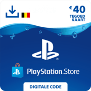 PlayStation Store Card€40
