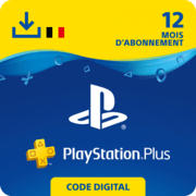PlayStation Plus 12 mois