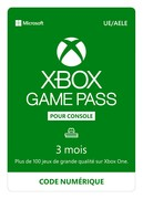 Xbox Game Pass 3 mois